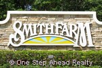 Smith Farm community sign